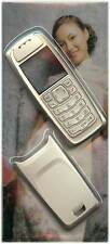New!!! Silver Housing /Fascia /Cover /Case for Nokia 3100