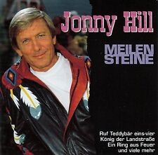 JONNY HILL : MEILENSTEINE / CD (BMG ARIOLA MILLER 1994) - TOP-ZUSTAND