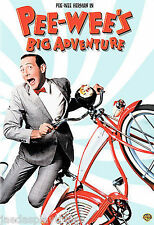 Pee-Wee's Big Adventure (DVD, 2000, Letterboxed) New Sealed FREE US Shipping