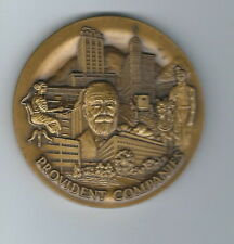 AR-072 - Provident Companies, 100th Anniversary 1887-1987 Bronze Medal 3-inch