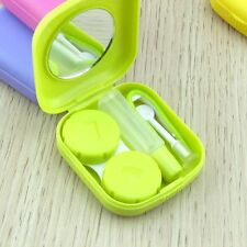 Trip Travel Easy Quality Lens High Contact Container Pocket Mini Case
