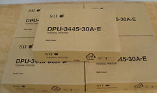 NEW LOT OF 5 SEIKO DPU-3445-30A-E SII THERMAL LABEL RECEIPT PRINTER NIB