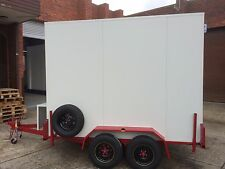 10ft x 6ft Freezer mobile cool room Coolroom Portable coolroom trailer walk in