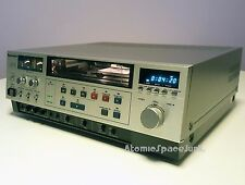 New listing Panasonic Ag-6200 Vhs Vcr Professional Commercial Front Loading Vintage 1984