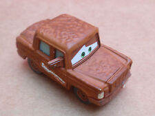"""Disney Cars FRED WITH BUMPER STICKERS """"Small Fred"""" Loose FIXED EYES"""