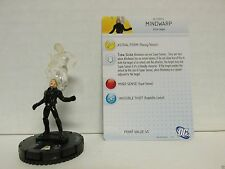 MIND WARP #015 #15 Justice League The New 52 DC HeroClix W/CARD AND BRAND NEW