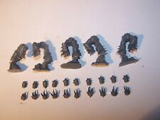 5 Chaos Raptors / Warp Talons Legs (bits auction)