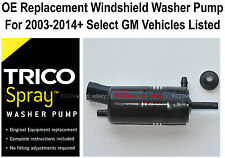 Windshield / Wiper Washer Fluid Pump - Trico Spray 11-532