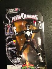 "Mighty Morphin Power Rangers BLACK RANGER Legacy 6"" Figure 2017"