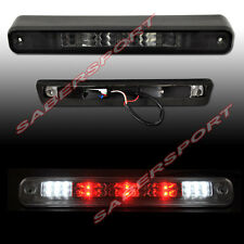 "88-98 CHEVY GMC FULL SIZE C/K TRUCK ""L.E.D."" 3RD THIRD BRAKE CARGO LED LIGHT BLK"