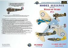 Model Alliance 1/48 Wings Of Stars Part 1 # 48190