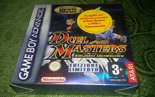 DUEL MASTERS KAIJUDO SHODOWN + 10x Cards - PAL - Gameboy Advance GBA Game Boy