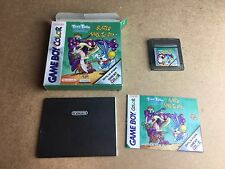 Tiny Toon Adventures Buster Saves the Day - Game Boy Color (GBC) TESTED UK PAL