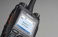 Hytera PD785 UHF or VHF DMR Handheld With PC38 Prog lead and codeplug