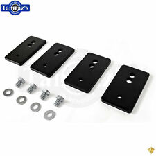 64-72 for GM A-Body Bench or Single Bucket Seat Bracket Mount Relocation Kit