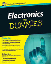 "Electronics for Dummies - UK Edition ""BRAND NEW"""