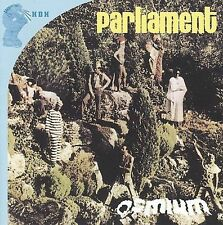 Osmium plus by Parliament (CD, Jul-2009, Edsel (UK)) Funkadelic George Clinton