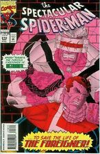 Peter Parker Spectacular Spiderman # 210 (also Black Cat) (USA, 1994)