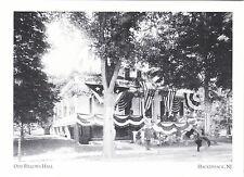 "*Postcard-""Odd Fellows Hall""  (Hackensack Order of Elks)  *Hackensack, NJ (#201)"