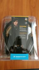 Sennheiser HD439 Closed Back On Ear Headphones New Sealed