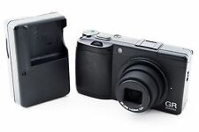 Ricoh GR Digital II 10.1 MP Digital Camera [Exc++]Black from Japan Tokyo #143211