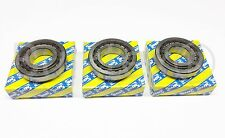 FIAT m32 6 sp GEARBOX 3 x uprated Modified Genuine snr top Casing Bearings New I