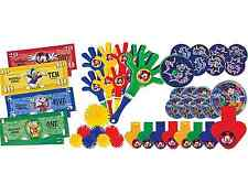 Disney Mickey Mouse 48pc Favor Mega Value  Pack Birthday Party Piñata Bag Filler
