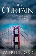 The Curtain - a Novel by Patrick Ord (2013, Paperback) (FREE 2DAY SHIP)