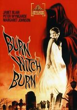 Burn, Witch, Burn (2011, DVD NEW) BW/WS/DVD-R