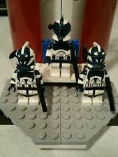 Lego Star Wars Custom Commander Wolffe and Wolffe Pack Jetpack Troopers