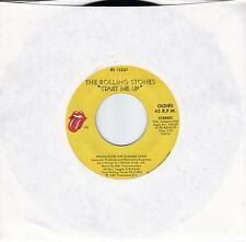 THE ROLLING STONES  Start Me Up / No Use In Crying  rare OLDIES 45