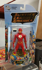 Justice League of America Series 3 Flash Action Figure - DC Direct - Sealed