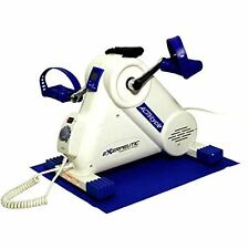 Leg Exercise Machine Bike Exerpeutic Foot Pedal Therapy Gym Home Fitness Bicycle