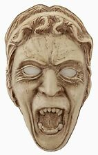 Doctor Who Weeping Angel Vacuform Mask Costume Dr Who Statue Face BBC Licensed