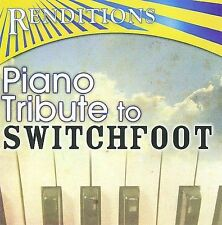 Switchfoot Piano Tribute CD NEW
