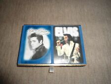 Elvis Presley Playing Cards From The Maker Of Bicycle Brand [2 Deck] Brand New