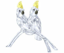 Swarovski Cockatoos # 5135939 New in Original Box