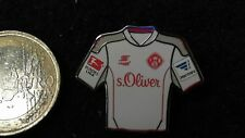 Würzburger Kickers FWK Trikot Pin Badge Away 2016/17 2 Bundesliga s.Oliver