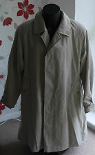 Burberrys.London  made in England classic men's mac,100% Authentic,54Reg C98C