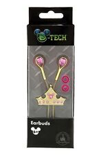 Disney Parks Princess Crown Earbuds New Sealed Free Shipping