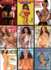 642 Playboy Special Editions Magazine ON 4DVD's + All Centerfolds  + Penthouse