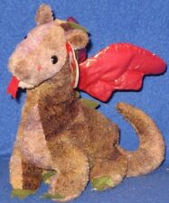 TY SCORCH the DRAGON BEANIE BABY - MINT with MINT TAGS