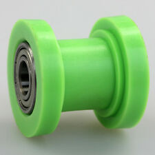 10MM ID CHAIN ROLLER TENSIONER GUIDE WHEEL CHINESE DIRTBIKE PIT BIKE Green