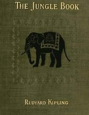 The Jungle Book : (1894) with Illustrations by Rudyard Kipling (2011, Paperback)