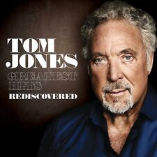 "TOM JONES ""GREATEST HITS REDISCOVERED"" 2 CD NEU"