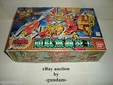 BB Senshi 164 SD Gundam Goeno deluxe musha model kit Bandai of Japan 1996 issue