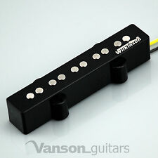 Wilkinson WJB5B AlNiCo V,  5 string Bass Pickup for JB guitar, Jazz, WJB Bridge