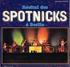 "THE SPOTNICKS ""RECITAL A BERLIN"" 70'S LP PRESIDENT 308"