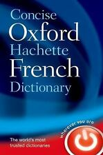 NEW Concise Oxford-Hachette French Dictionary (2009, Hardcover)