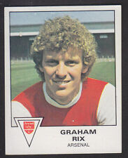 Panini - Football 80 - # 14 Graham Rix - Arsenal